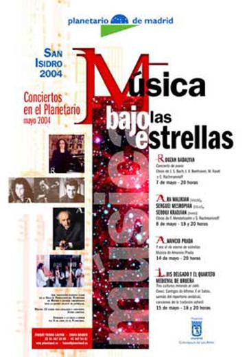Música bajo las estrellas (2004)