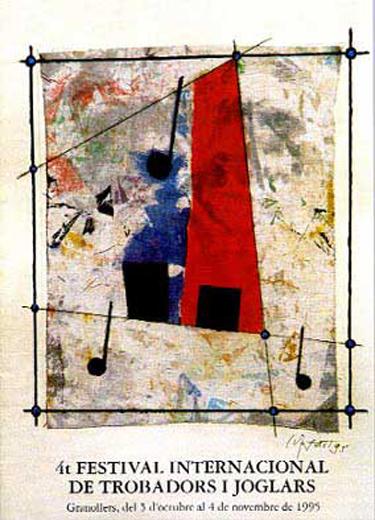 Festival Internacional de Trovadors i Juglars (1995)