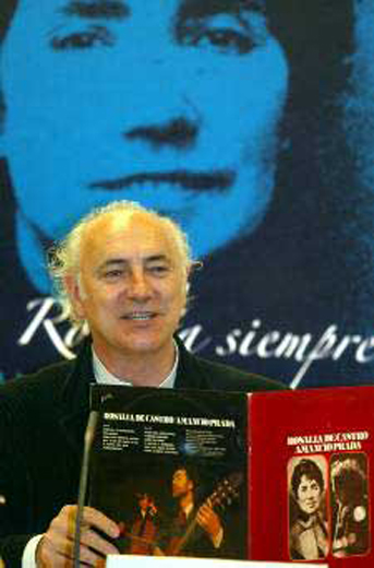 "Presentación libro-cd  ""Rosalía siempre"" ( 2005)"