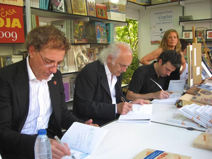 Feria del Libro de Madrid (2010)