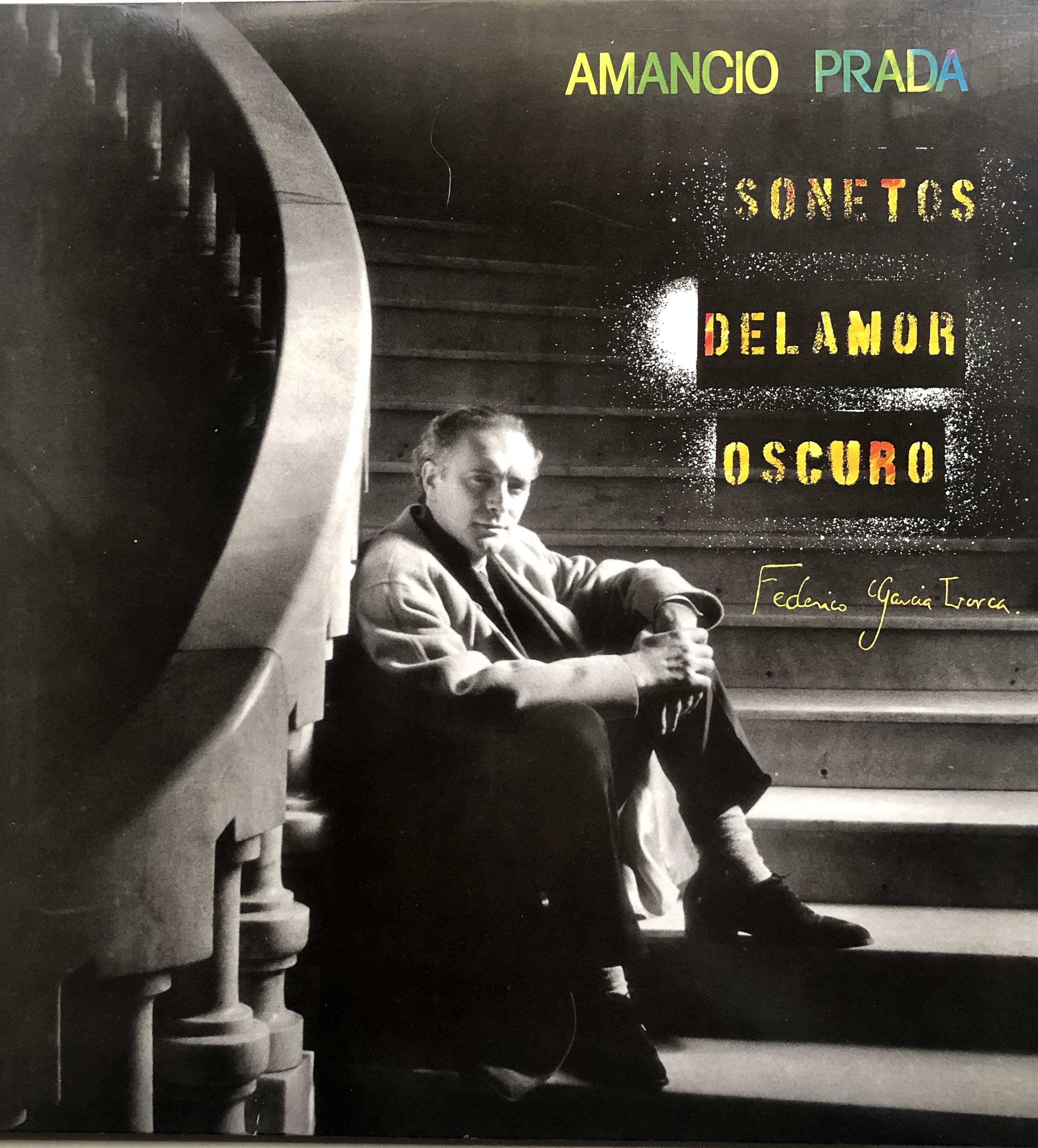 SONETOS DEL AMOR OSCURO 1
